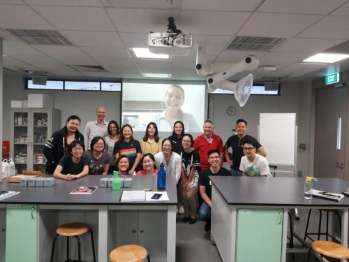 Basic Echocardiography Course at Temasek Polytechnic 18th-20th March 2020